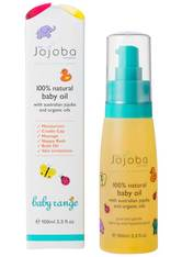 THE JOJOBA COMPANY - The Jojoba Company 100% Natural Baby Oil 100 ml - GESICHTSÖL