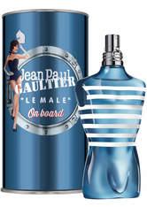 Jean Paul Gaultier - Le Male On Board - Eau De Toilette - -le Male On Board Edt 125ml