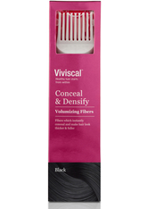 VIVISCAL - Viviscal Hair Thickening Fibres for Women - Black - HAARPUDER