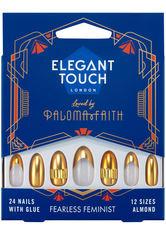 ELEGANT TOUCH - Elegant Touch X Paloma Faith Nails - Fearless Feminist - KUNSTNÄGEL