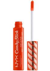 NYX Professional Makeup Candy Slick Glowy Lip Gloss (Various Shades) - Sweet Stash
