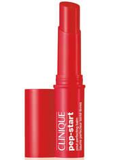 CLINIQUE - Clinique Pep-Start™ Pout Perfect Balm 3,6 g (verschiedene Farbtöne) - Cherry - GETÖNTER LIPBALM
