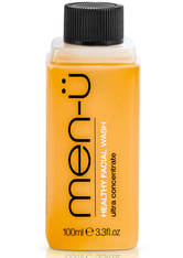 men-ü Healthy Facial Wash 100ml - Refill