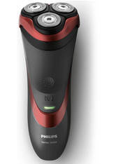 PHILIPS - Philips Men's S3580/06 Series 3000 Wet and Dry Electric Shaver with Pop-up Trimmer - RASIER TOOLS
