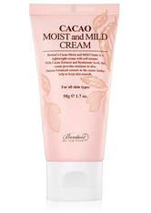 BENTON - Benton Produkte BENTON Cacao Moist and Mild Cream Gesichtscreme 50.0 g - TAGESPFLEGE