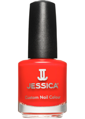 JESSICA NAILS - Jessica Custom Nail Colour - Confident Coral - NAGELLACK
