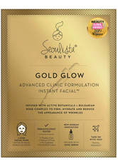 SEOULISTA - Seoulista Beauty Gold Glow Instant Facial - TUCHMASKEN