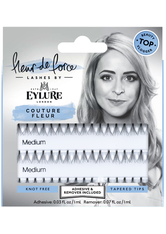 EYLURE - Fleur de Force By Eylure Lashes - Couture Fleur (einzelne Wimpern) - FALSCHE WIMPERN & WIMPERNKLEBER