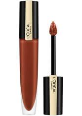 L'Oréal Paris Rouge Signature Metallic Liquid Lipstick 7ml (Various Shades) - 202 Hypnotize