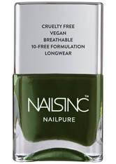 NAILS INC. - NAILSINC Nailpure Fashion Fix 14ml Want Not Need - NAGELLACK