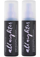 URBAN DECAY - Urban Decay All Nighter Setting Spray Duo - Makeup Sets