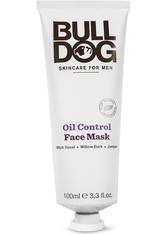 Bulldog Skincare For Men Oil Control Face Mask 100ml