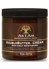 AS I AM - As I Am DoubleButter Daily Moiturizer Cream 227 g - LEAVE-IN PFLEGE