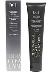 DCL Skincare Super Sheer SPF50 Broad Spectrum Protection Sunscreen 75ml
