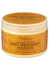 SHEA MOISTURE - Shea Moisture Raw Shea Butter Deep Treatment Masque 326 ml - CREMEMASKEN