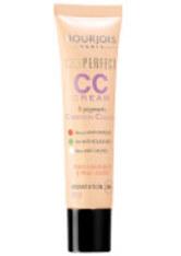 BOURJOIS - Bourjois 123 Perfect CC Light Coverage Cream Colour Correcting 30ml 31 Ivory - FOUNDATION
