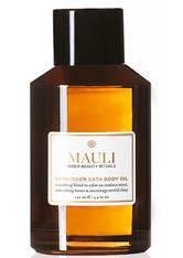 MAULI RITUALS - Mauli Surrender Body Oil 130ml - KÖRPERCREME & ÖLE
