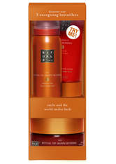 Rituals The Ritual of Happy Buddha Foaming Shower Gel 50 ml + Body Scrub 125 g + Body Cream 70 ml 1 Stk. Körperpflegeset 1.0 st