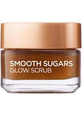 L'ORÉAL PARIS - L'Oréal Paris Smooth Sugar Glow Grapeseed Face And Lip Scrub 50ml - Peeling