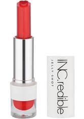 INC.redible Jelly Shot Heart Highlight & Glow Lip Quencher (Various Shades) - Running Hot