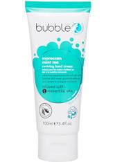 BUBBLE T - Bubble T Hand Cream - Moroccan Mint Tea 100 ml - HÄNDE