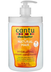 CANTU - Cantu Shea Butter for Natural Hair Hydrating Cream Conditioner – Salon Size 25 oz - CONDITIONER & KUR