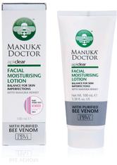 MANUKA DOCTOR - Manuka Doctor ApiClear Facial Moisturising Lotion 100 ml - KÖRPERCREME & ÖLE