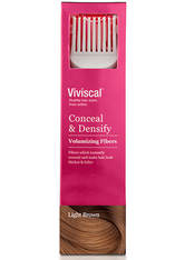 VIVISCAL - Viviscal Hair Thickening Fibres for Women - Light Brown - AUGENBRAUEN