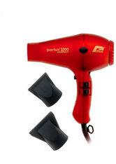 Parlux 3200 Compact Haartrockner- Rot