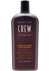 American Crew Power Cleanser Style Remover (1 l) – Reinigungsshampoo zum Entfernen von Rückständen