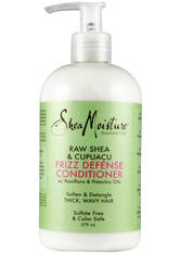 Shea Moisture Raw Shea & Cupuacu Frizz Defense Conditioner 384 ml