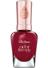 Sally Hansen Colour Therapy Nail Varnish 14.7ml (Various Shades) - Berry Bliss