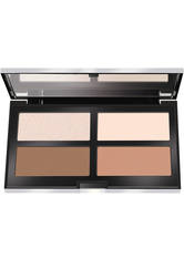 PUPA - PUPA Contouring and Strobing Ready 4 Selfie Powder Palette - Light Skin 17,5g - CONTOURING & BRONZING