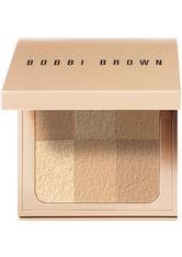 Bobbi Brown Nude Finish Illuminating Powder 03 Nude 6,6 g Kompaktpuder