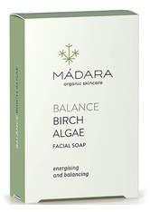 MADARA - MÁDARA Birch Algae Balancing Face Soap 70 g - CLEANSING