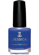 Jessica Nails Custom Colour Nail Varnish 14,8 ml - Blue