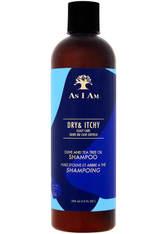 AS I AM - As I Am Dry and Itchy Scalp Care Olive and Tea Tree Oil Shampoo 355ml - SHAMPOO