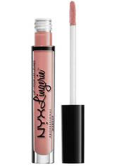 NYX Professional Makeup Lip Lingerie Liquid Lipstick (Various Shades) - Silk Indulgence