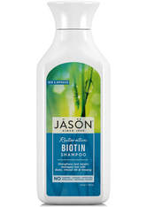 JASON Hair Care Biotin and Hyaluronic Acid Shampoo 473ml