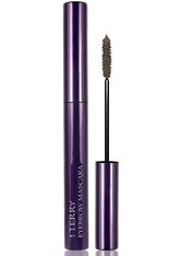 BY TERRY - Eyebrow Mascara Tint Brush Fix-up Gel – Medium Ash 2 – Augenbrauengel - Hellbraun - one size