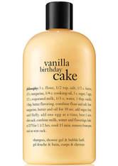 philosophy Vanilla Cake Shower Gel 480 ml