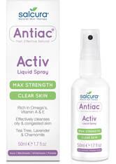 SALCURA - Salcura Antiac Activ Liquid Spray (50 ml) - HAARSPRAY & HAARLACK