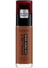 L'Oréal Paris Infallible 24hr Freshwear Liquid Foundation (Various Shades) - 380 Espresso