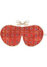 HOLISTIC SILK - Holistic Silk Eye Mask Slipper Gift Set - Tibetan Orange (verschiedene Größen) - S - AUGENMASKEN