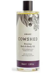 Cowshed AWAKE Bracing Bath & Body Oil 100ml