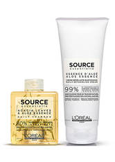 L'OREAL PROFESSIONAL - L'Oréal Professionnel Source Essentielle Daily Duo - HAARPFLEGESETS