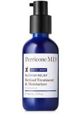 Perricone MD Blemish Relief Blemish Relief Retinol Treatment & Moisturizer Nachtcreme 59.0 ml
