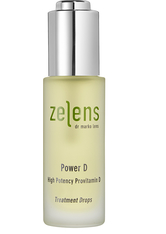 ZELENS - Zelens Produkte Zelens Produkte Power D Treatment Drops Feuchtigkeitsserum 30.0 ml - Serum