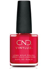 CND - CND The Wild Earth Bright Raspberry Red 15 ml - NAGELLACK