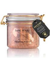 SANCTUARY SPA - Sanctuary Spa Rose Radiance Exquisite Bath Salts 350g - Duschen & Baden